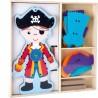 SZNUROWANY Pirat