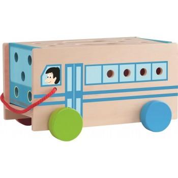 autobus ze śrubkami