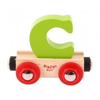 Wagonik literka C