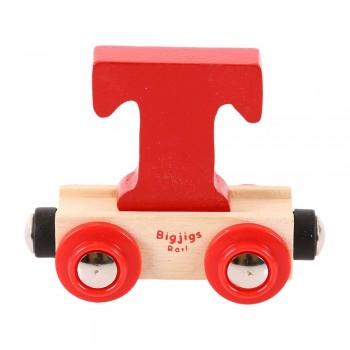 Wagonik literka T