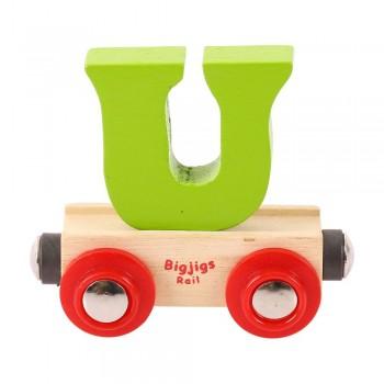 Wagonik literka U