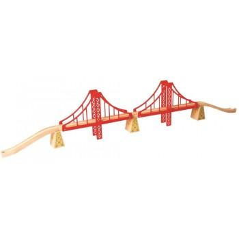 Most Wiszący podwójny do...