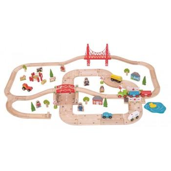 Zestaw drogowo-kolejowy -...