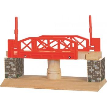 Most rotacyjny do rozbudowy...