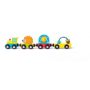 Pociąg z jeżykiem