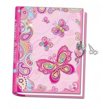 Ręcznie robiony pamiętnik z...