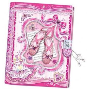 Ręcznie robiony pamiętnik...