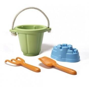 Green Toys zestaw do piasku...