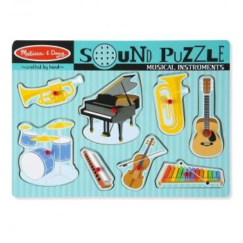 Puzzle dźwiękowe -...