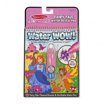Malowanka wodna Kolorowanka Księżniczki WaterWOW