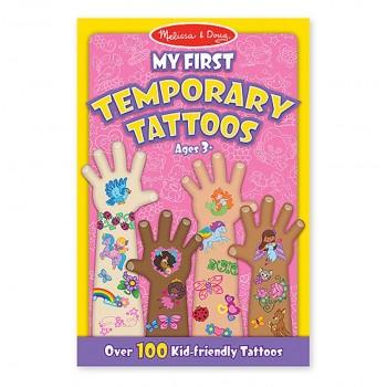 Zestaw tatuaży dla dziewczynek