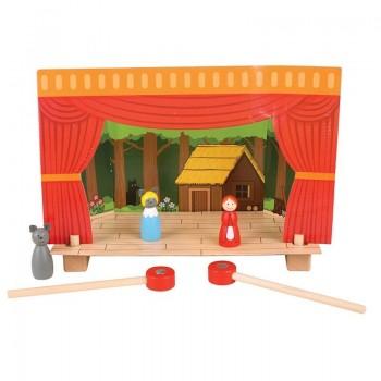 Teatr magnetyczny Bigjigs Toys