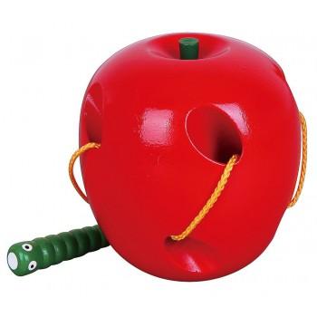 Przeplatanka Jabłko - labirynt