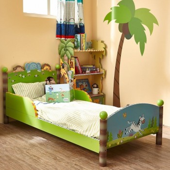 Łóżko dziecięce 140x70cm -...