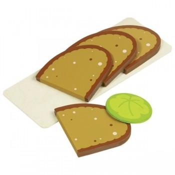 Chleb na desce - kanapki do...