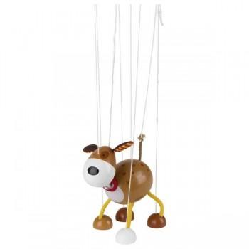 Marionetka z krzyżakiem Piesek