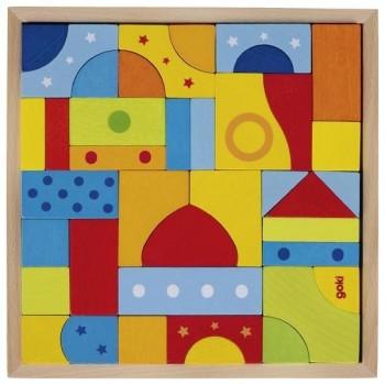 Mozaika kolorowa Goki