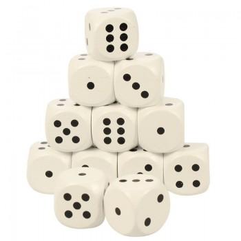 Kostki do gry - duże