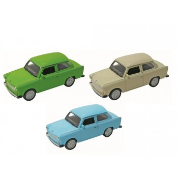 Trabant - metalowy model