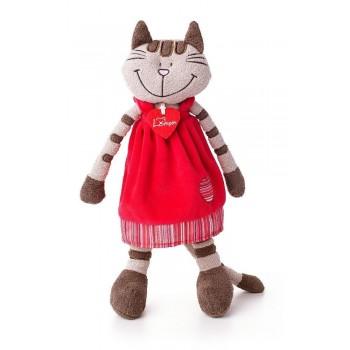 Pluszowa kotka Andżela w...