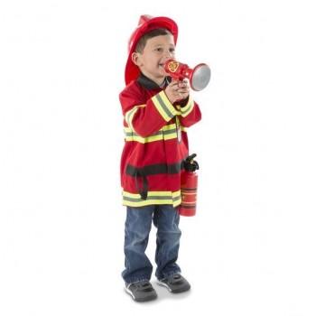 Kostium strażaka