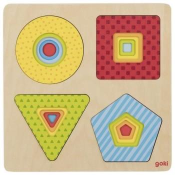 Goki puzzle warstwowe...