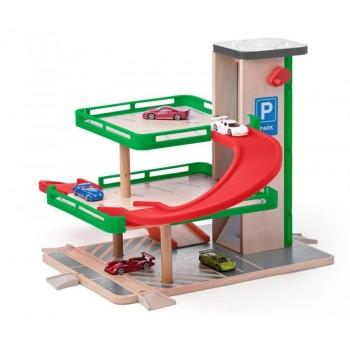 Zabawka dla chłopca Garaż z...