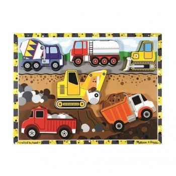 Melissa and Doug puzzle 3d...