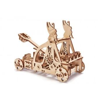 Puzzle mechaniczne 3D Wood...