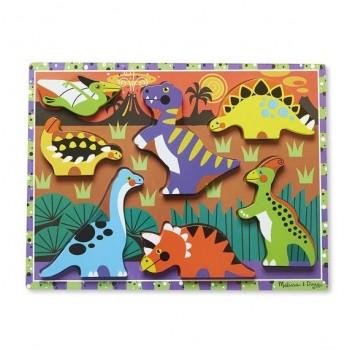 Melissa & Doug puzzle 3d...