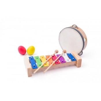 Zestaw Muzyczny 8 elementów...