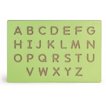 Panel wymienny alfabet