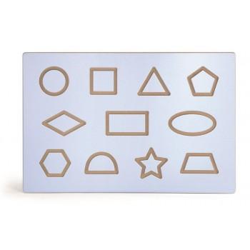 Panel wymienny kształty