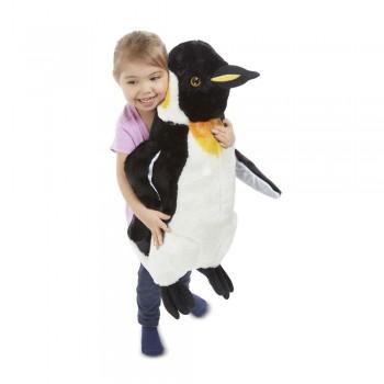 Pingwin cesarski - duży...