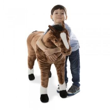Koń duża maskotka