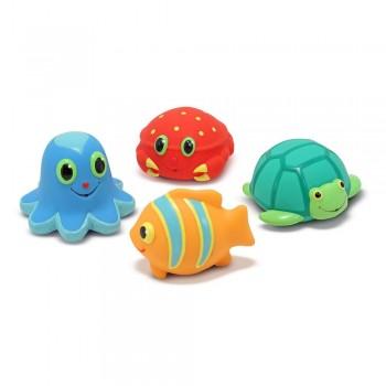 Gumowe zabawki do kąpieli -...