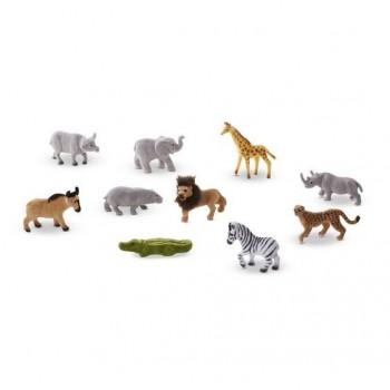 Safari figurki – zestaw 10...