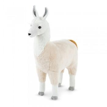 Lama duża maskotka