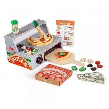 Pizzeria - zrób swoją pizzę
