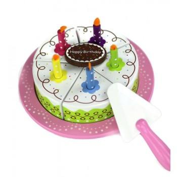 Tort urodzinowy do zabawy