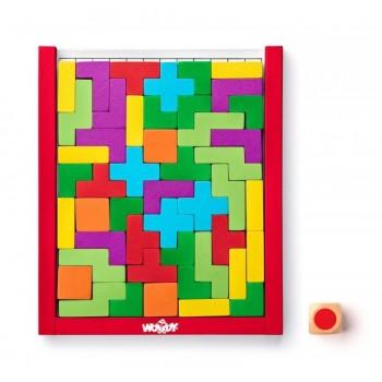 Tetris układanka puzzle