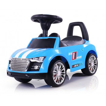 Milly Mally Pojazd Racer Blue