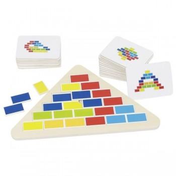 Puzzle Goki trójkąt