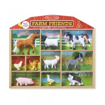 Przyjaciele z farmy –...