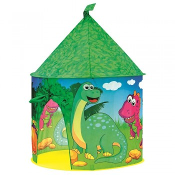 Namiot grota dinozaura