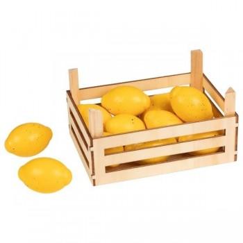Cytryny w skrzynce