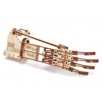 Puzzle 3D mechaniczna ręka...
