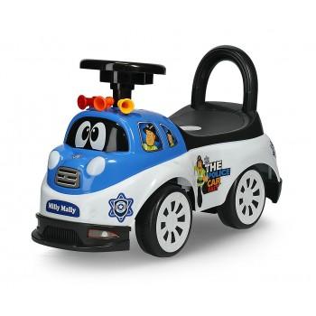 Milly Mally Pojazd Tipi Police