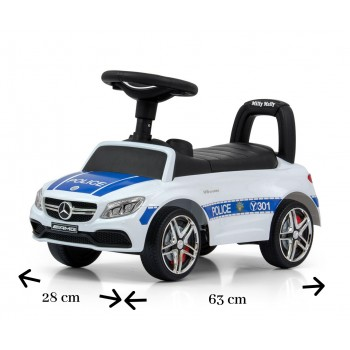 jeździk pojazd policja