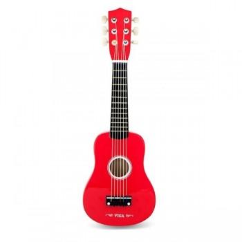 Viga 50691 Czerwona gitara...